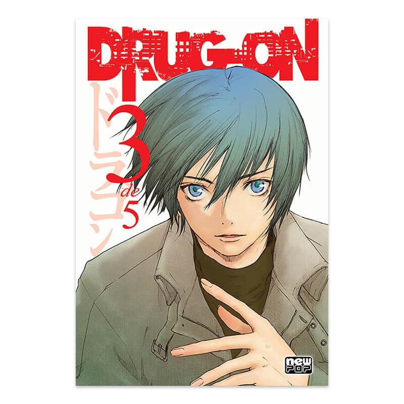 Mangá Drug-On - Volume 03