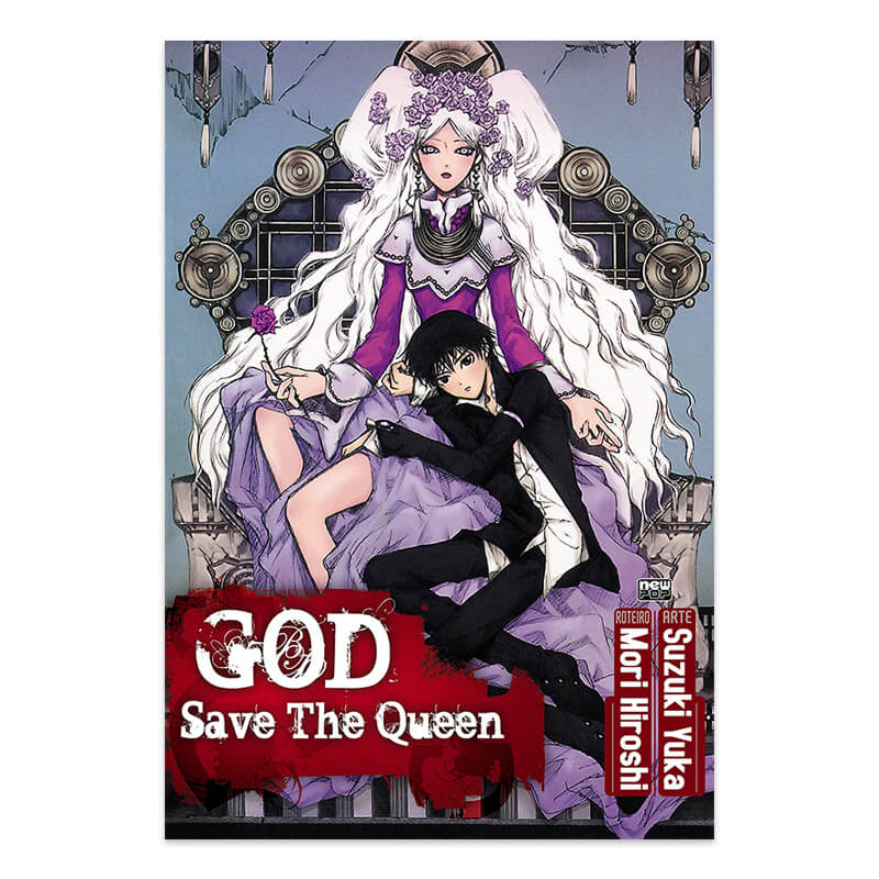 Mangá God Save the Queen