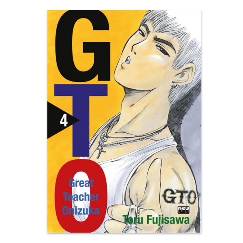 Mangá GTO - Volume 04