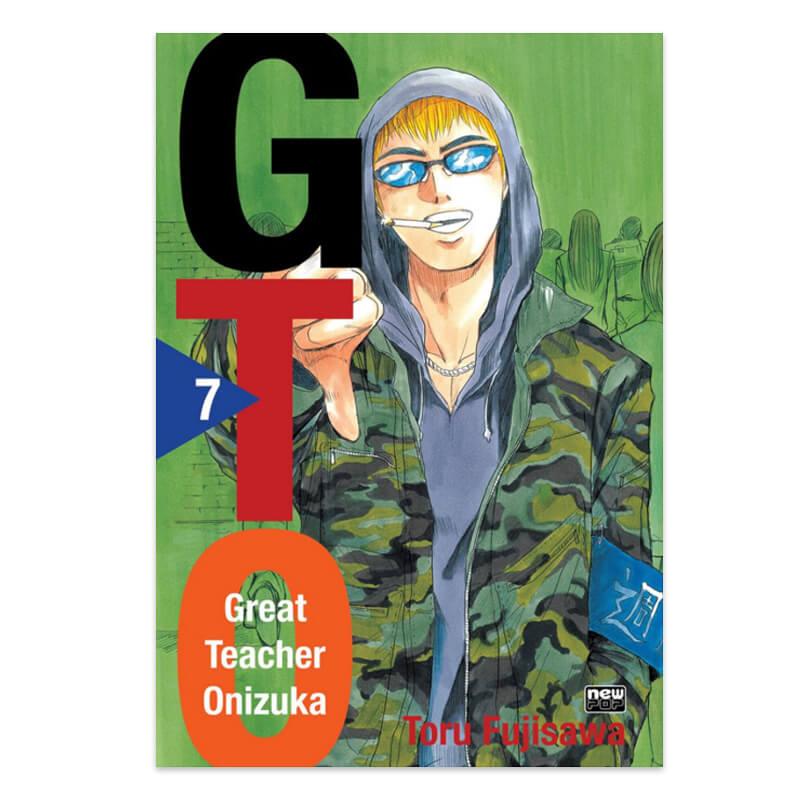 Mangá GTO - Volume 07