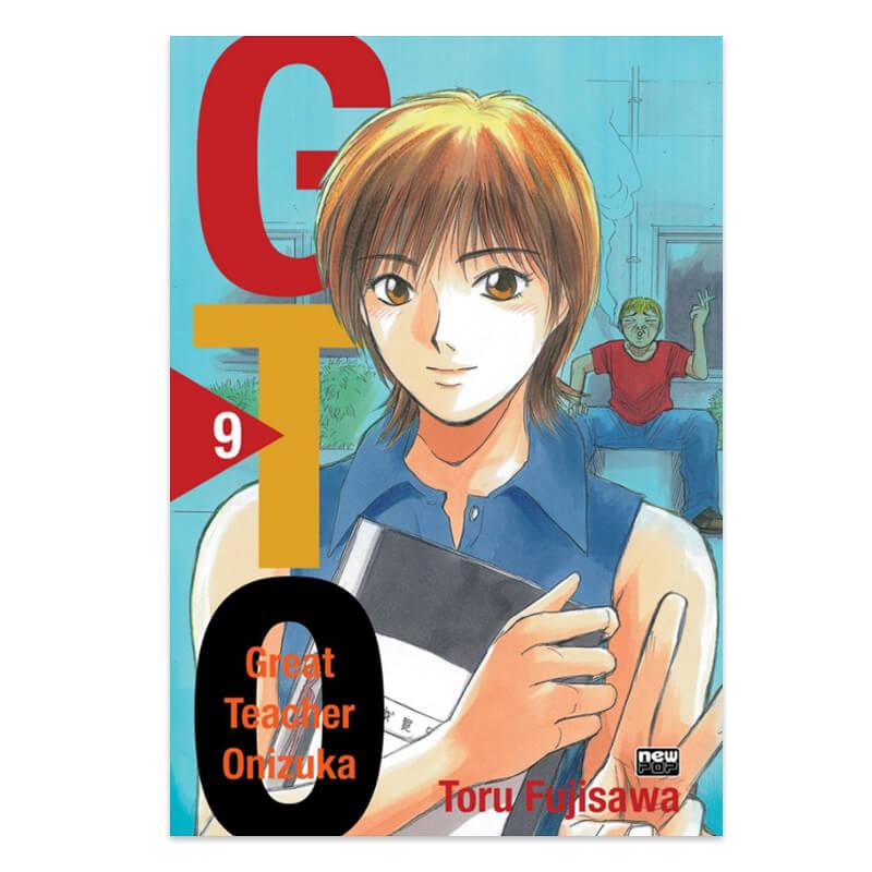 Mangá GTO - Volume 09
