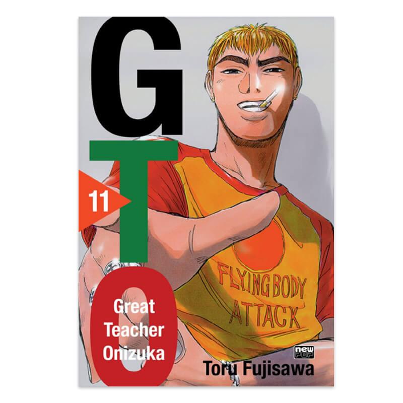 Mangá GTO - Volume 11