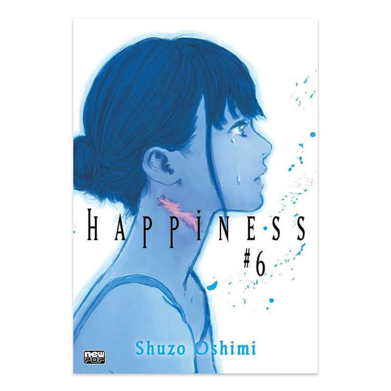 Mangá Happiness - Volume 06