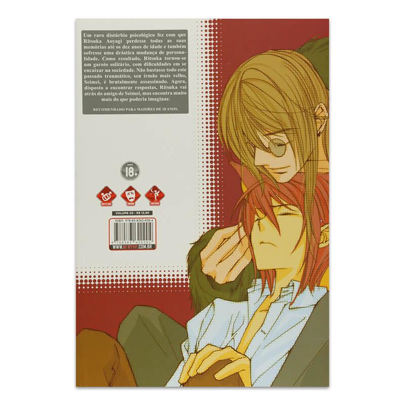Mangá Loveless - Volume 02