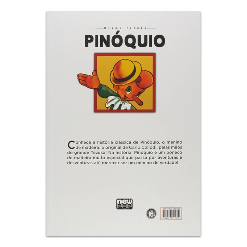 Mangá Pinóquio
