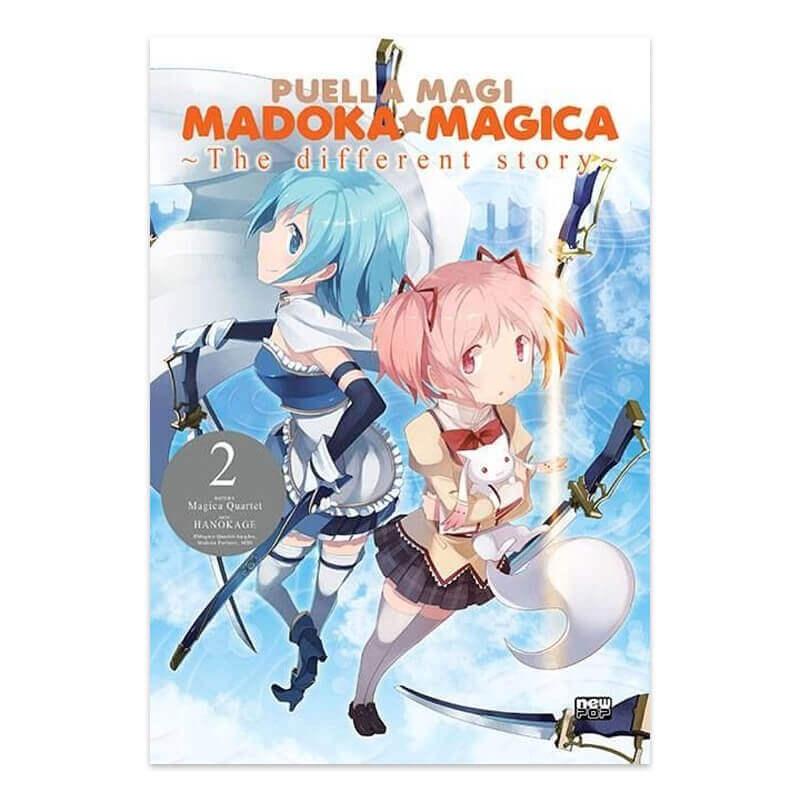 Mangá Puella Magi Madoka Magica:  The Different Story - Volume 02