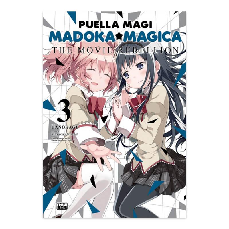 Mangá Puella Magi Madoka Magica:  The Movie Rebellion - Volume 03