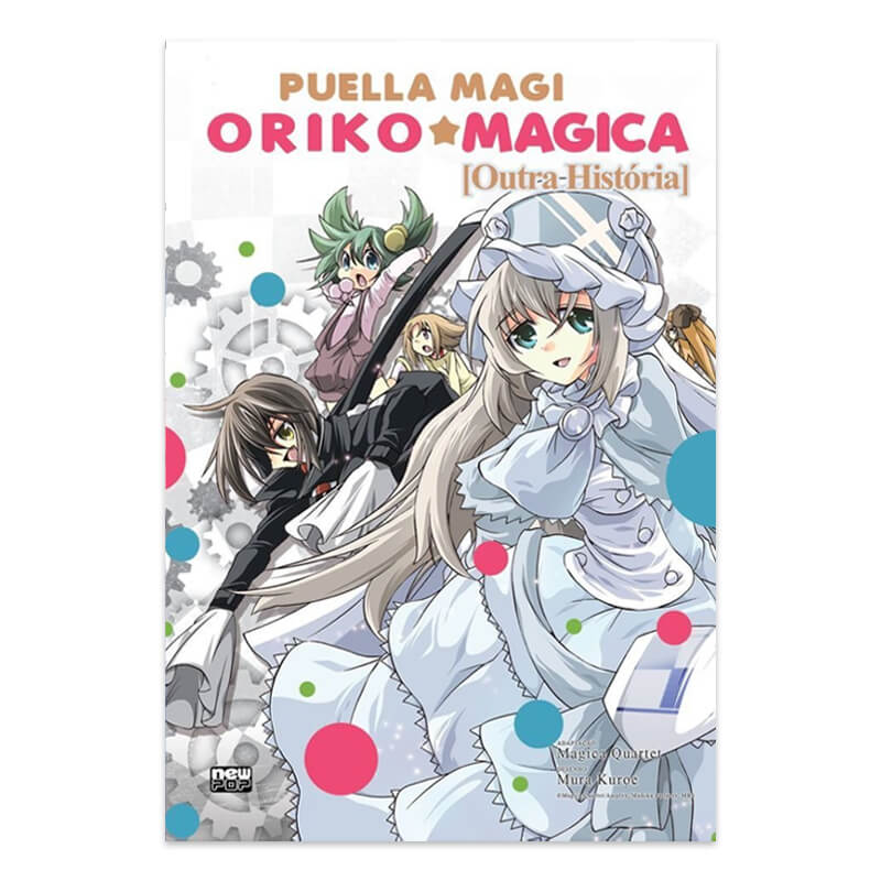 Mangá Puella Magi Oriko Magica: Outra História