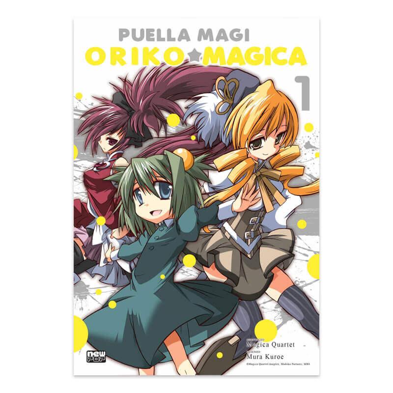 Mangá Puella Magi Oriko Magica - Volume 01