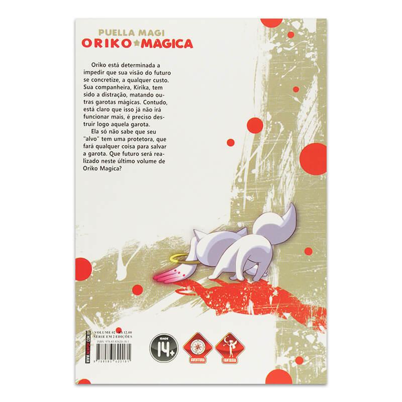 Mangá Puella Magi Oriko Magica - Volume 02