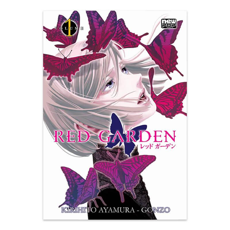 Mangá Red Garden - Volume 01