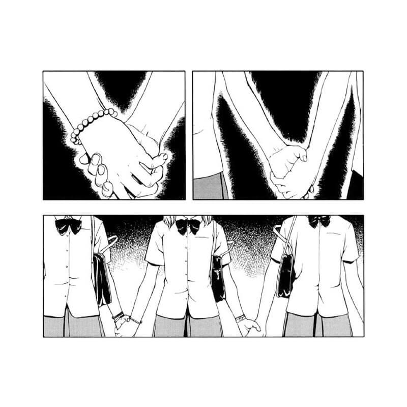 Mangá Suicide Club
