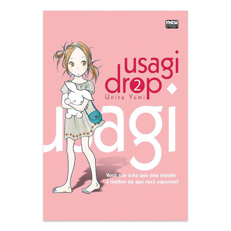 Mangá Usagi Drop - Volume 02