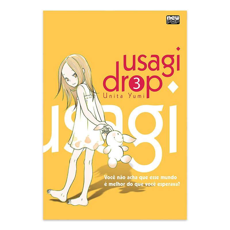 Mangá Usagi Drop - Volume 03