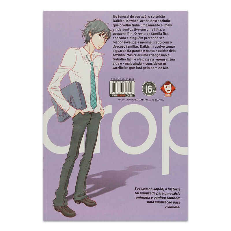 Mangá Usagi Drop - Volume 05