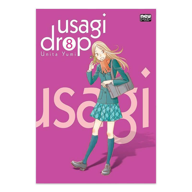 Mangá Usagi Drop - Volume 08