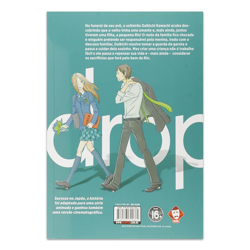 Mangá Usagi Drop - Volume 09