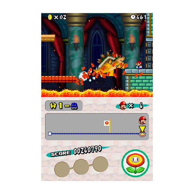 Jogo New Super Mario Bros. - Nintendo DS