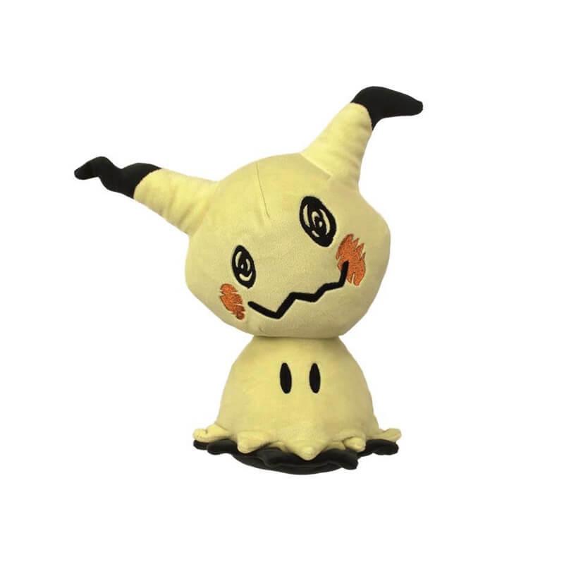 "Pelúcias Pokémon 8"" - Meowth + Mimikyu | WCT/DTC"