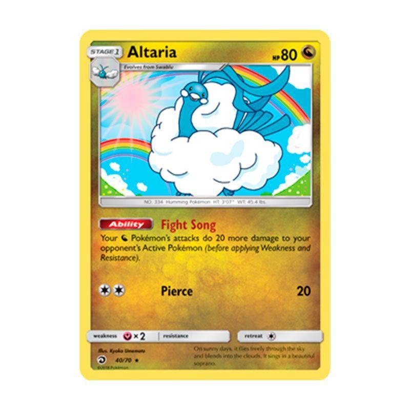 Pokémon TCG: Altaria (40/70) - SM7.5 Dragões Soberanos