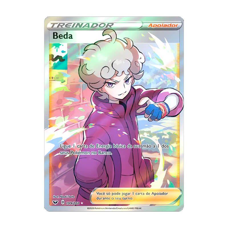 Pokémon TCG: Beda (199/202) - SWSH1 Espada e Escudo