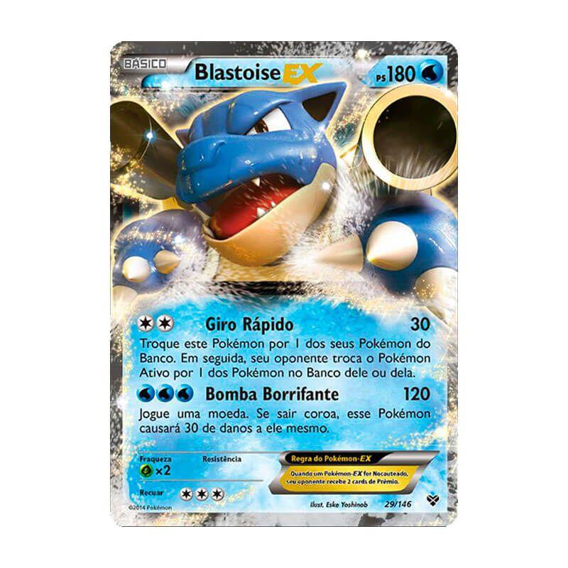 Pokémon TCG: Blastoise EX (29/146) - XY