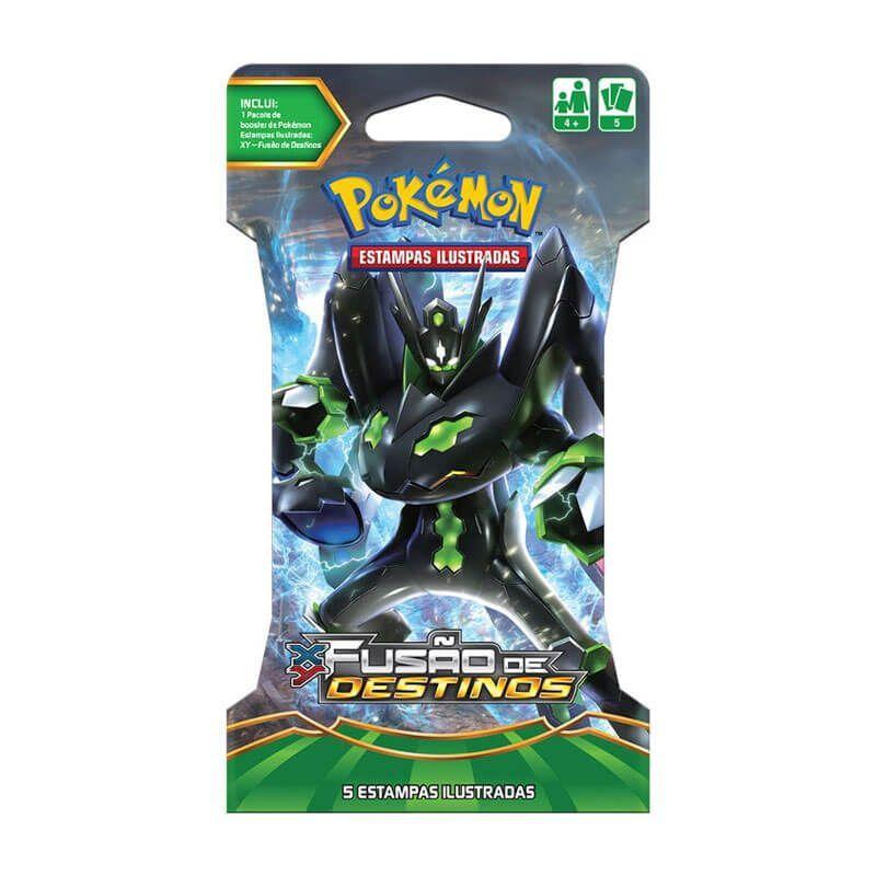 Pokémon TCG: Blister Zygarde - XY10 Fusão de Destinos