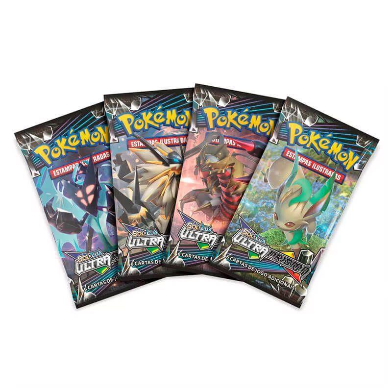 Pokémon TCG: Booster Box (36 unidades) SM5 Ultra Prisma