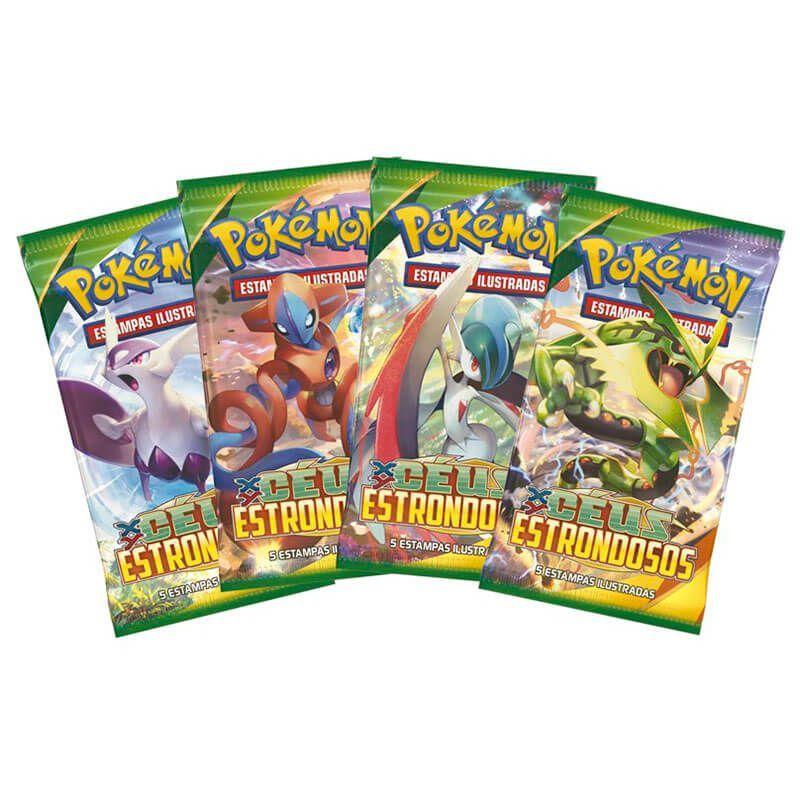 Pokémon TCG: Booster Box (36 unidades) XY6 Céus Estrondosos