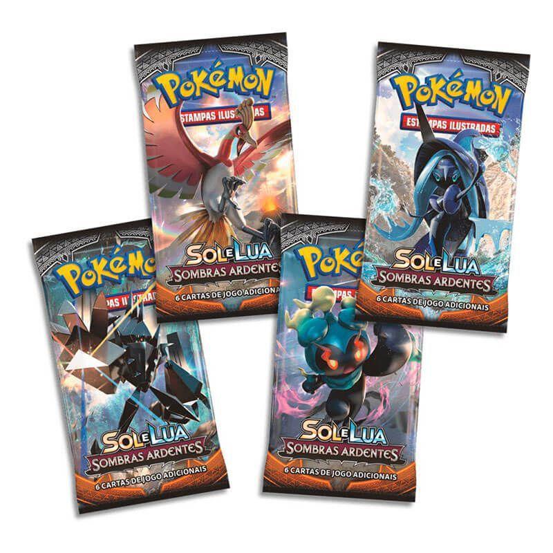 Pokémon TCG: Booster SM3 Sombras Ardentes