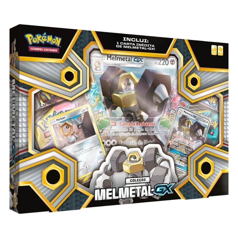 Pokémon TCG: Box Coleção Melmetal-GX