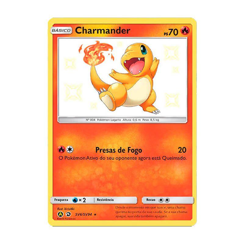 Pokémon TCG: Charmander (SV6/SV94) - SM11.5 Destinos Ocultos