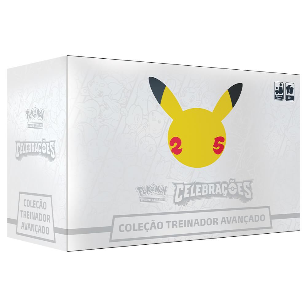 Pokémon TCG: Coleção Treinador Avançado - Celebrações