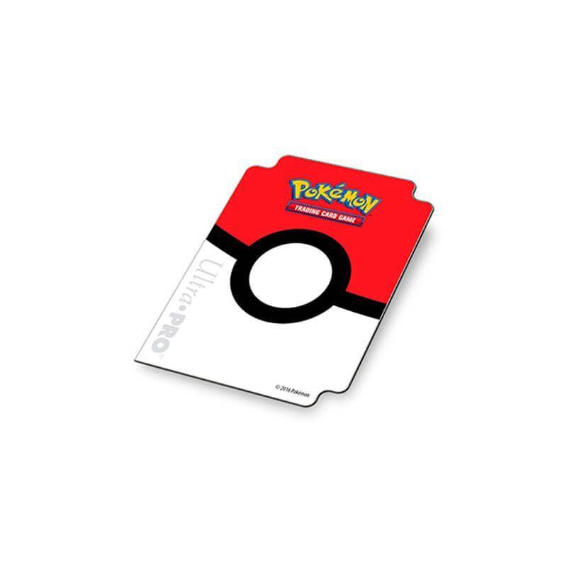 Pokémon TCG: Deck Box Oficial Ultra PRO - Poké Ball