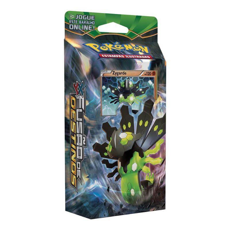 Pokémon TCG: Deck XY10 Fusão de Destinos - Mestre das Batalhas