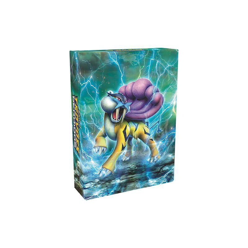 Pokémon TCG: Deck SM8 Trovões Perdidos - Invocador de Tempestades