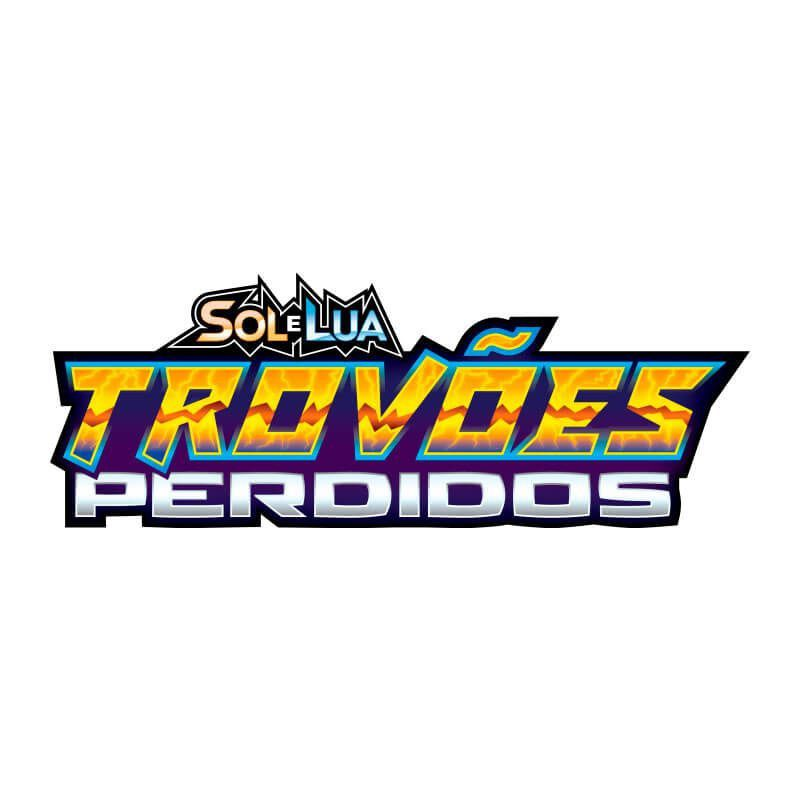 Pokémon TCG: Deck SM8 Trovões Perdidos - Vulcão em Chamas