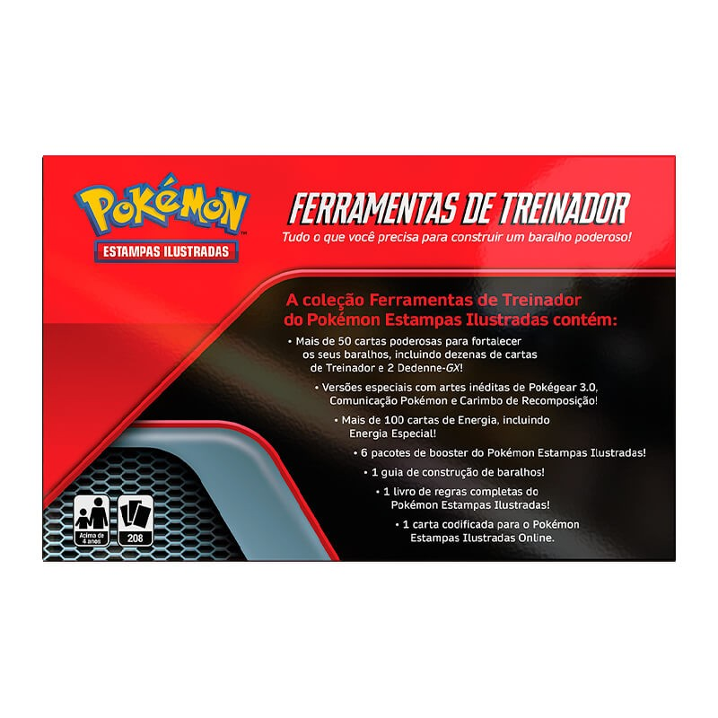 Pokémon TCG: Ferramentas de Treinador (Toolkit) 2020