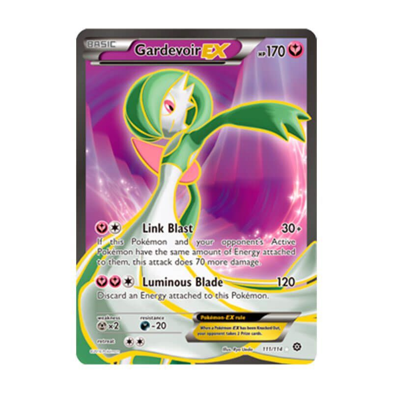 Pokémon TCG: Gardevoir EX (111/114) - XY11 Cerco de Vapor