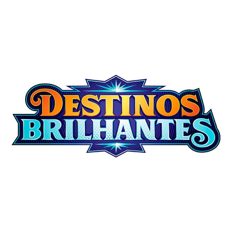 Pokémon TCG: Indeedee V (SV114/SV122) - SWSH4.5 Destinos Brilhantes