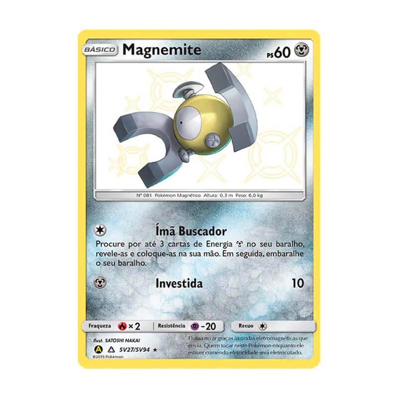 Pokémon TCG: Magnemite (SV27/SV94) - SM11.5 Destinos Ocultos