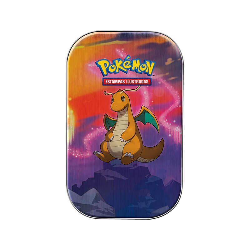 Pokémon TCG: Mini Lata Poder de Kanto - Dragonite