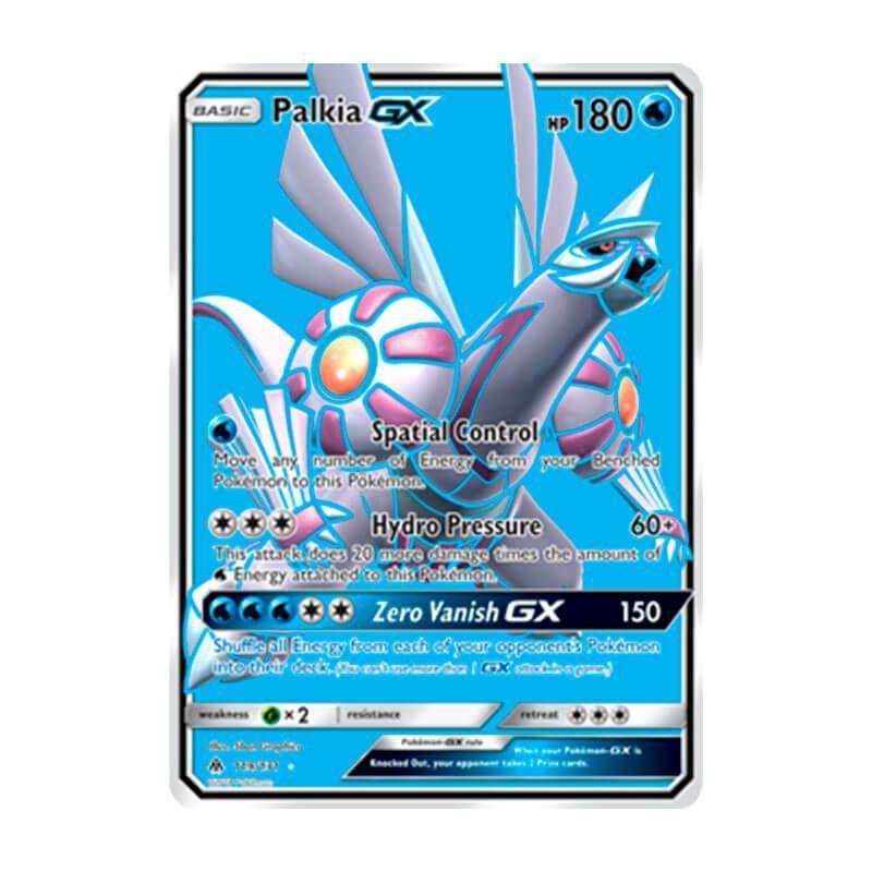 Pokémon TCG: Palkia GX (119/131) - SM6 Luz Proibida