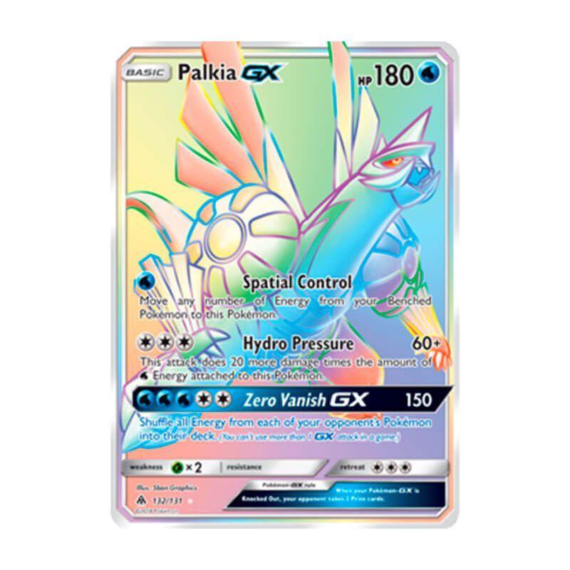 Pokémon TCG: Palkia GX (132/131) - SM6 Luz Proibida