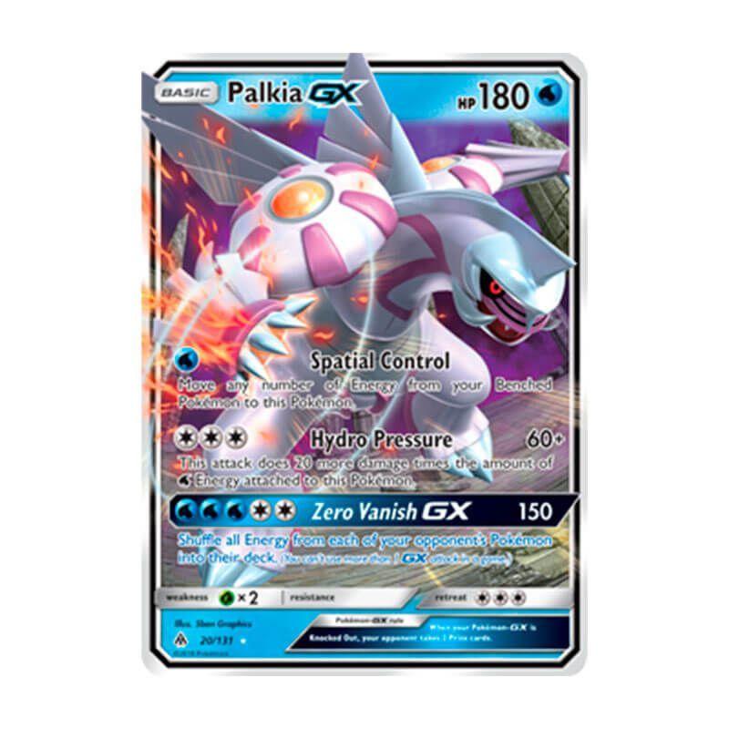 Pokémon TCG: Palkia GX (20/131) - SM6 Luz Proibida