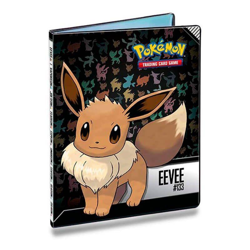 Pasta para Cartas Oficial Ultra PRO - Pokémon TCG: Eevee