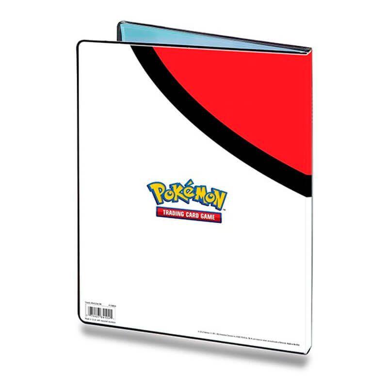 Pasta para Cartas Oficial Ultra PRO - Pokémon TCG: Poké Ball
