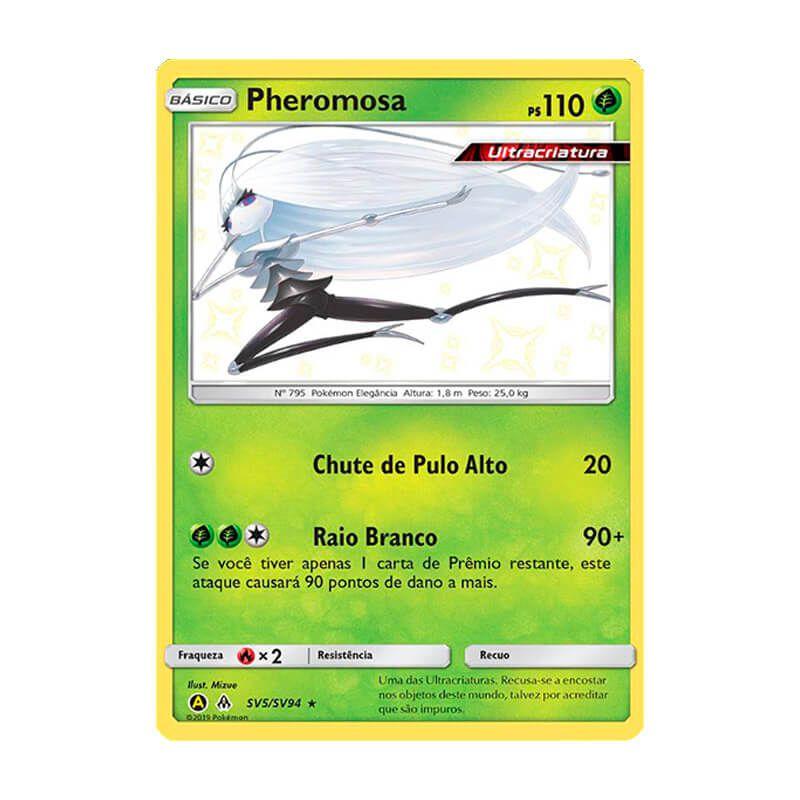 Pokémon TCG: Pheromosa (SV5/SV94) - SM11.5 Destinos Ocultos