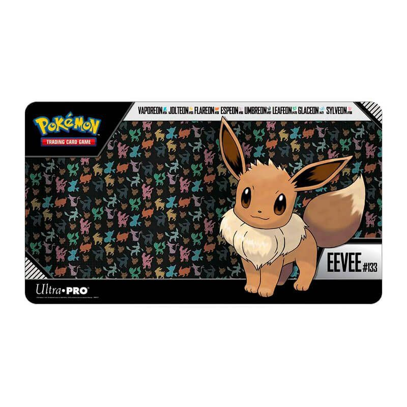 Playmat Oficial Ultra PRO - Pokémon TCG: Eevee