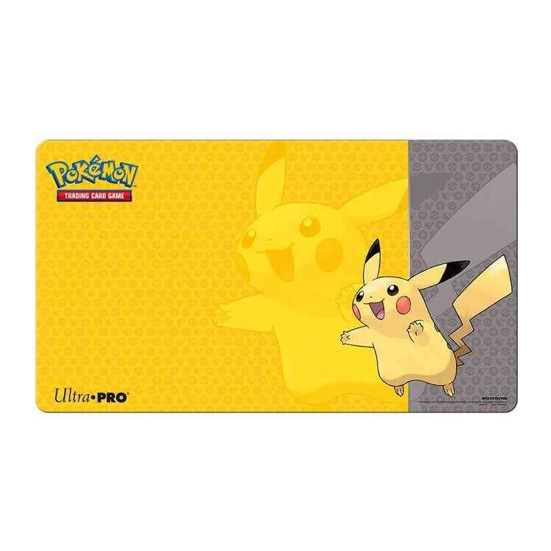 Playmat Oficial Ultra PRO - Pokémon TCG: Pikachu